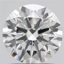 1.16ct Lab Grown Diamond CVD E VVS2 Round Brilliant Cut IGI Certified Stone