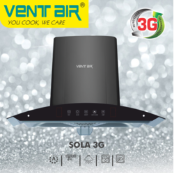 Ventair Kitchen Chimney Sola 3G