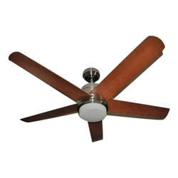 Brown Plastic Ceiling Fan Blades With Lights
