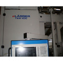 Used Lasser Twin 400 Schiffli Embroidery Machine