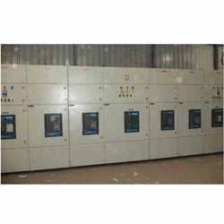 Three Phase 3 Way Power Distribution Panel, IP Rating: IP55