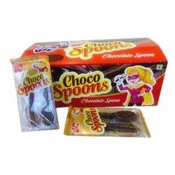 Choco Spoon Chocolate Shape Hard Chocolate