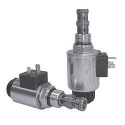 3/2 Directional Valve, Solenoid Operated, Spool-Type, Direct-Acting
