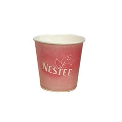Printed Paper 85 ML Nestee Disposable Cup