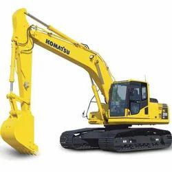 L&T Komatsu PC 200 Excavator