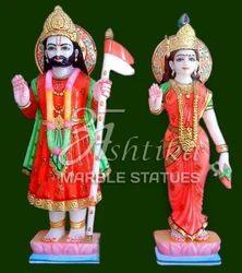 Ramdev Baba Statue