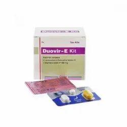 Duovir Tablets E Kit Tablets