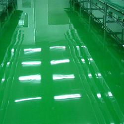 Engineering Epoxy Flooring Service