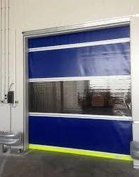 Standard High Speed Rapid Door