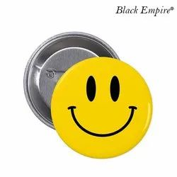 Personalised Smiley Badges
