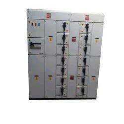 Aluminium PCC Control Panel, Voltage: 600 V