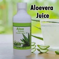 Natural Aloe Vera Juice 500 ml - Healthy Skin & Digestion