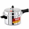 Deluxe Aluminium 5.5 Ltr Pressure Cooker