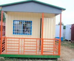 Steel Portable House