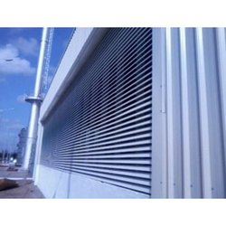 Metal Sun Louvers