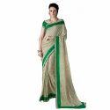 RCPC Designer Aces Bhagalpuri Green Saree