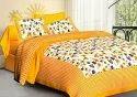 Pure Cotton 90/108 Double Bedsheets