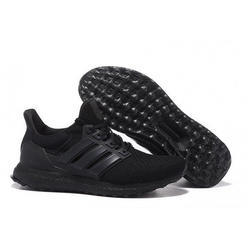 Adidas Ultra Boost Full Black Shoes