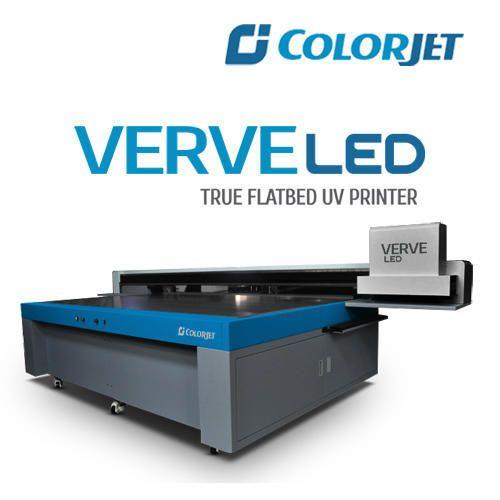 Colorjet Verve LED Flatbed UV Printer - 2030 Series