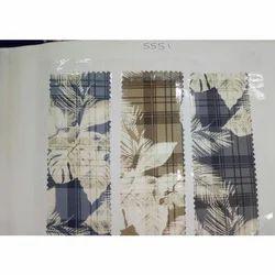 Printed Casual Shirt Fabric, Use: Mens Shirt