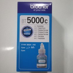 Brother BT 5000C Cyan Ink