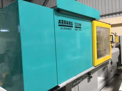 Three Phase Used Arburg 200 Ton Injection Moulding Machine