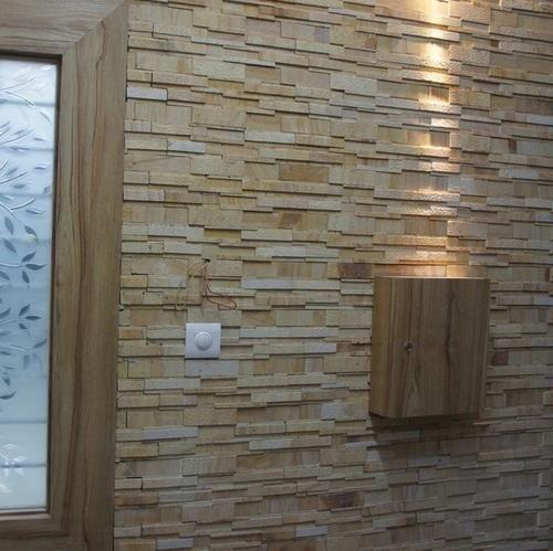 Interior And Exterior Wall Cladding Bathroom Interior