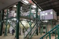 Automatic Rice Mill Plant