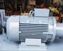 Siemens Three Phase Electric Motor