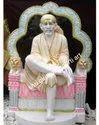 Sai Nath Baba Marble Statue