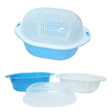 Multi-Function Kitchen Drain Basket