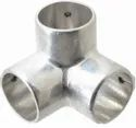 Structural Pipe Fitting Vertical Base Flange