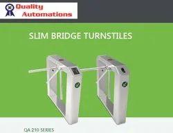 Tripod Turnstile (Slim Bridge QA210 Series)