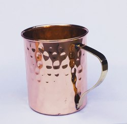 Copper Barrel Tumbler