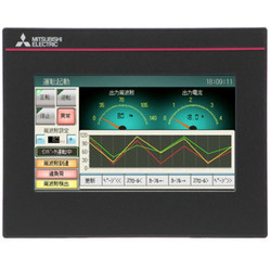 GT2104-RTBD Mitsubishi Human Machine Interface