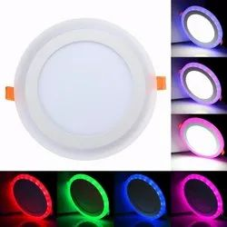 two color Panel Light