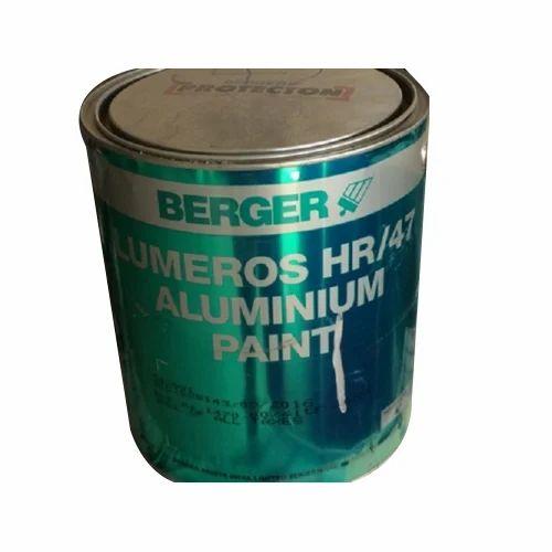 Berger Silver Aluminium Paint Rs 330 Litre Vasu Dev Associates Id 17608551748