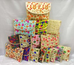 7226371d46e96 Clutch Bags - Embroidered Clutch Purse Manufacturer from New Delhi