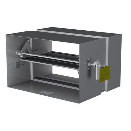 Dfd Static And Dynamic Fire Dampers