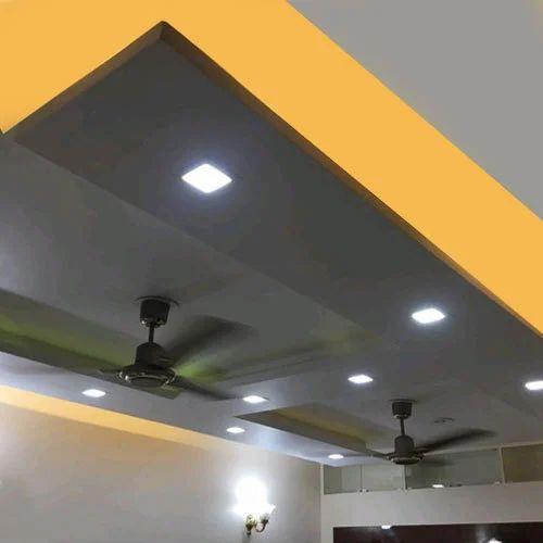 POP False Ceiling at Rs 110/square feet   pop design ...