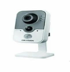 Hikvision 3 MP 3MP IR Cube Network Camera, 2048 X 1536p, 33 Ft (10 M)