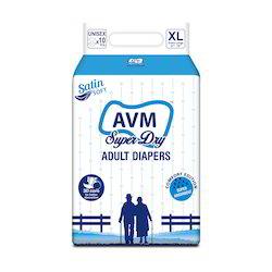 AVM Super Dry Comfort Adult Diaper