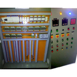 5HP Three Phase PLC Operated Control Panel
