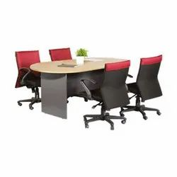 Office Conference Table & Chairs Set