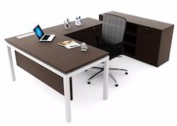 FKC Metal Cabin Table, For Corporate Office, Size: L1500mmXW750mm