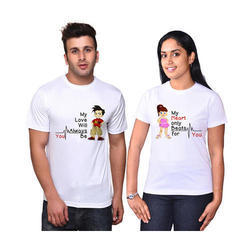 Couple Printed T Shirts