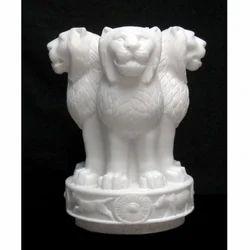 National Emblem Statue