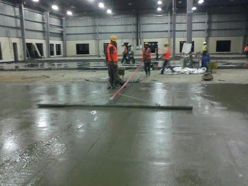 Corporate Building Tremix Concrete Flooring Rs 15 Square