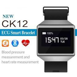 Smart Watch with ECG, BP, Heart Rate Tracker Anti Lost