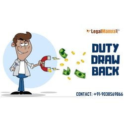 Duty Draw Back Consultancy Service